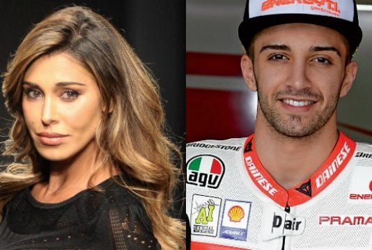 Belen Rodriguez e Andrea Iannone