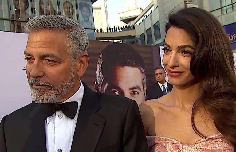 Una figlia di 5 anni per Clooney?